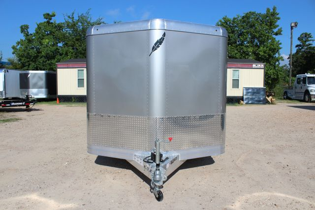 2020 Featherlite 4926 24' ENCLOSED BUMPER PULL CAR TRAILER 8.5' WIDE 7'T CONROE, TX 3