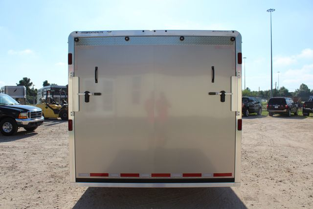 2020 Featherlite 4926 24' ENCLOSED CAR TRAILER 7' TALL CONROE, TX 12