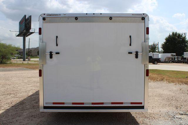 2020 Featherlite 4926 24' BUMPER PULL ENCLOSED CAR HAULER CONROE, TX 14