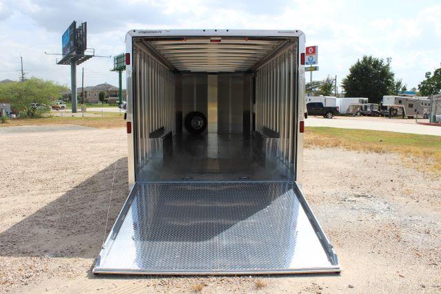 2020 Featherlite 4926 24' BUMPER PULL ENCLOSED CAR HAULER CONROE, TX 15
