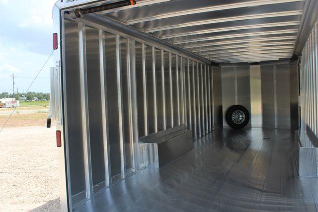2020 Featherlite 4926 24' BUMPER PULL ENCLOSED CAR HAULER CONROE, TX 19