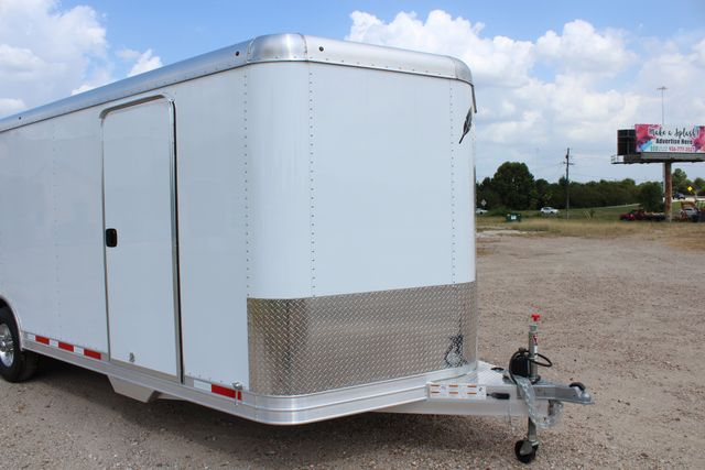 2020 Featherlite 4926 24' BUMPER PULL ENCLOSED CAR HAULER CONROE, TX 2