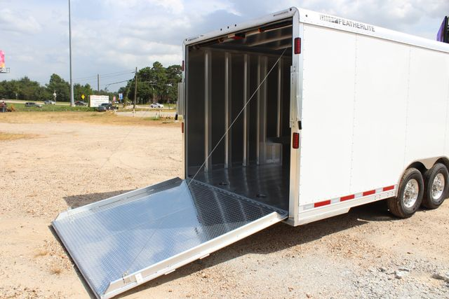 2020 Featherlite 4926 24' BUMPER PULL ENCLOSED CAR HAULER CONROE, TX 22