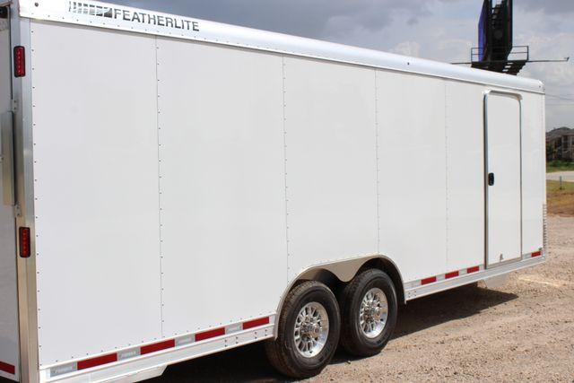 2020 Featherlite 4926 24' BUMPER PULL ENCLOSED CAR HAULER CONROE, TX 24
