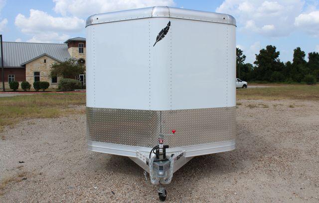 2020 Featherlite 4926 24' BUMPER PULL ENCLOSED CAR HAULER CONROE, TX 3