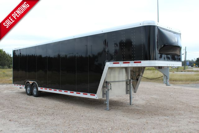 2020 Featherlite 4941 - 28' ENCLOSED 28' CAR TRAILER with ADDED HEIGHT CONROE, TX