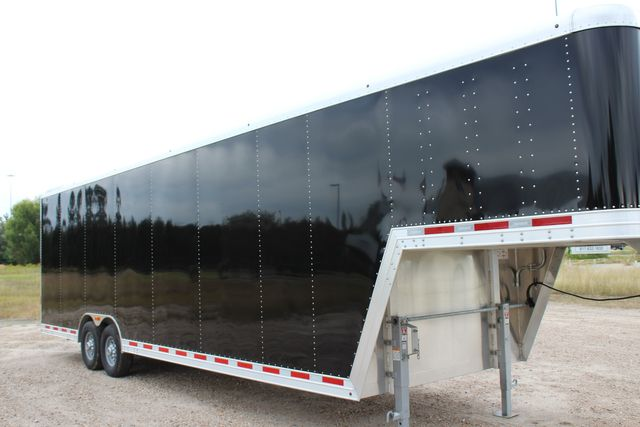 2020 Featherlite 4941 - 28' ENCLOSED 28' CAR TRAILER with ADDED HEIGHT CONROE, TX 1