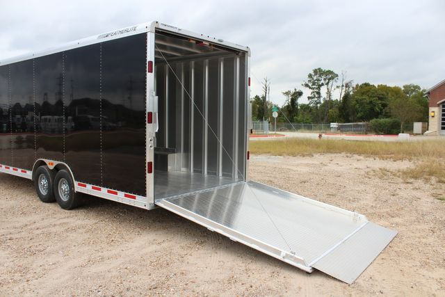 2020 Featherlite 4941 - 28' ENCLOSED 28' CAR TRAILER with ADDED HEIGHT CONROE, TX 16