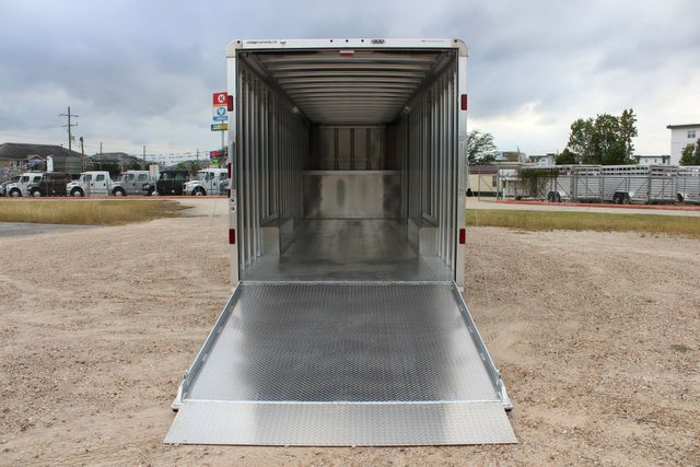 2020 Featherlite 4941 - 28' ENCLOSED 28' CAR TRAILER with ADDED HEIGHT CONROE, TX 17
