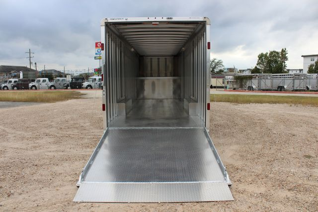 2020 Featherlite 4941 - 28' ENCLOSED 28' CAR TRAILER with ADDED HEIGHT CONROE, TX 18