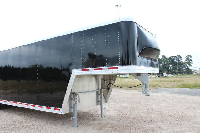 2020 Featherlite 4941 - 28' ENCLOSED 28' CAR TRAILER with ADDED HEIGHT CONROE, TX 2