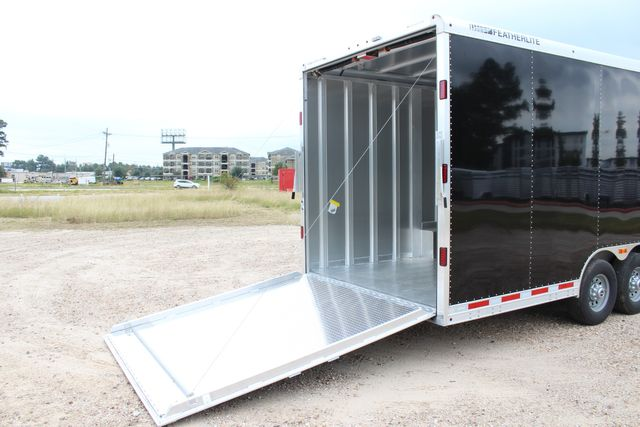 2020 Featherlite 4941 - 28' ENCLOSED 28' CAR TRAILER with ADDED HEIGHT CONROE, TX 23