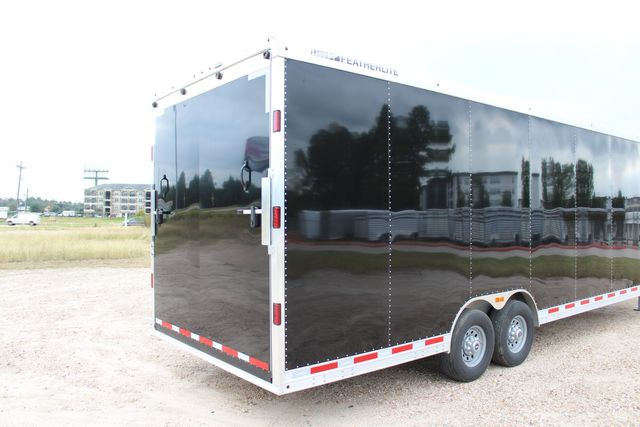 2020 Featherlite 4941 - 28' ENCLOSED 28' CAR TRAILER with ADDED HEIGHT CONROE, TX 24