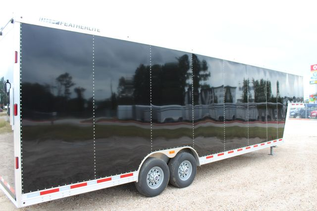2020 Featherlite 4941 - 28' ENCLOSED 28' CAR TRAILER with ADDED HEIGHT CONROE, TX 25