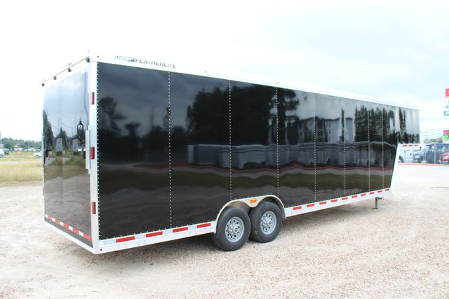 2020 Featherlite 4941 - 28' ENCLOSED 28' CAR TRAILER with ADDED HEIGHT CONROE, TX 26