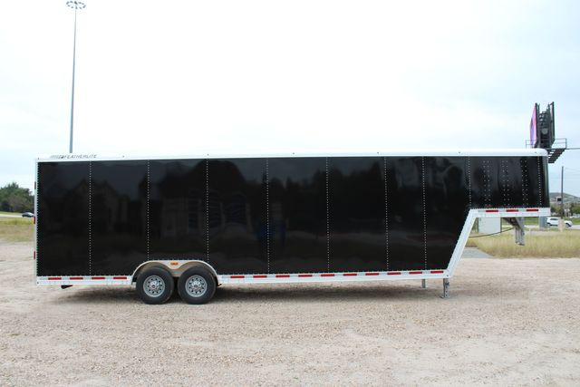 2020 Featherlite 4941 - 28' ENCLOSED 28' CAR TRAILER with ADDED HEIGHT CONROE, TX 27