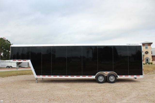 2020 Featherlite 4941 - 28' ENCLOSED 28' CAR TRAILER with ADDED HEIGHT CONROE, TX 10