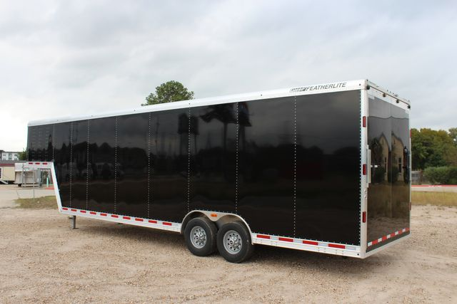2020 Featherlite 4941 - 28' ENCLOSED 28' CAR TRAILER with ADDED HEIGHT CONROE, TX 11