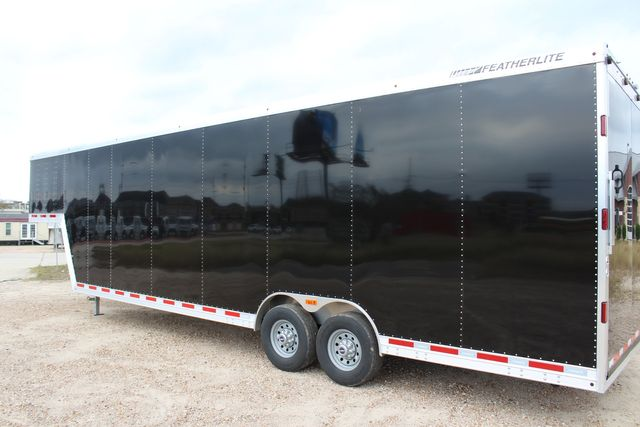 2020 Featherlite 4941 - 28' ENCLOSED 28' CAR TRAILER with ADDED HEIGHT CONROE, TX 12