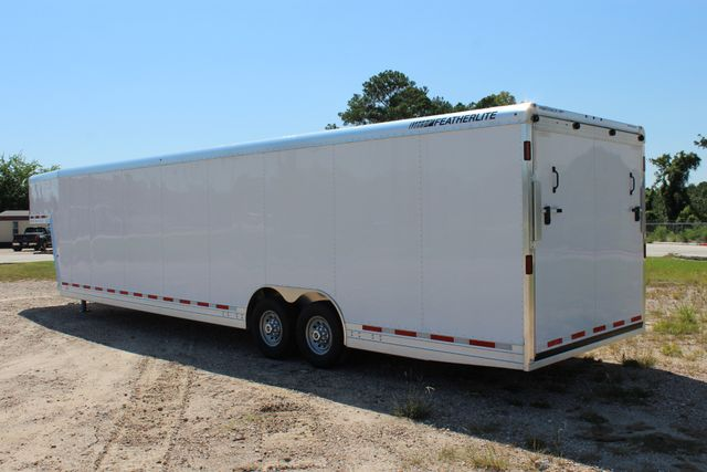 2020 Featherlite 4941 - 32 32' ENCLOSED GOOSE NECK CAR HAULER CONROE, TX 10