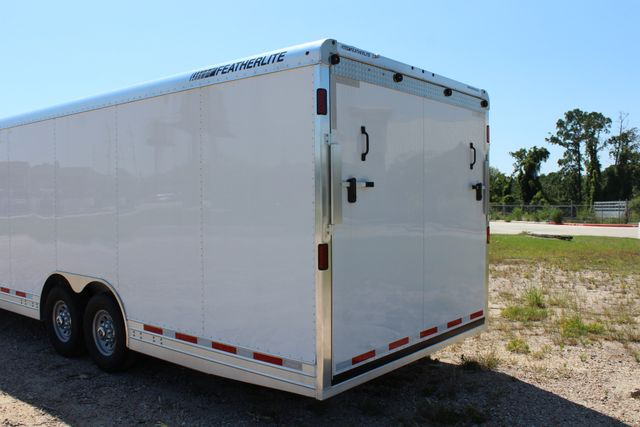 2020 Featherlite 4941 - 32 32' ENCLOSED GOOSE NECK CAR HAULER CONROE, TX 12