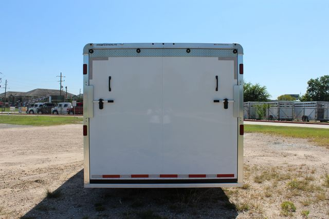 2020 Featherlite 4941 - 32 32' ENCLOSED GOOSE NECK CAR HAULER CONROE, TX 14