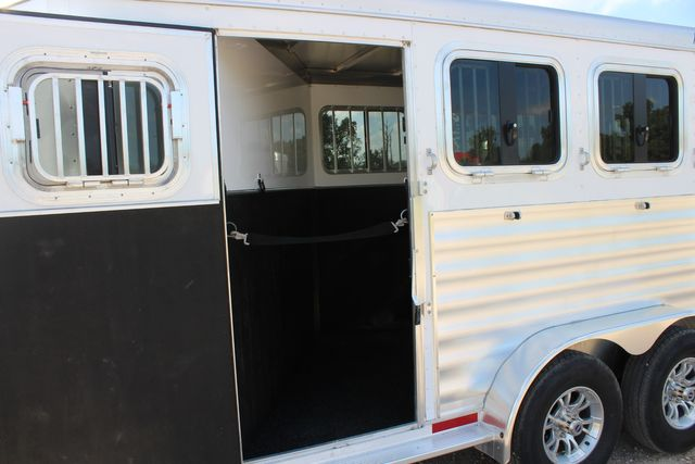 "2020 Featherlite 7441 - 3 HORSE 3H - BP  7' W x 7' T - 24"" DRESSING ROOM - CONROE, TX 8"