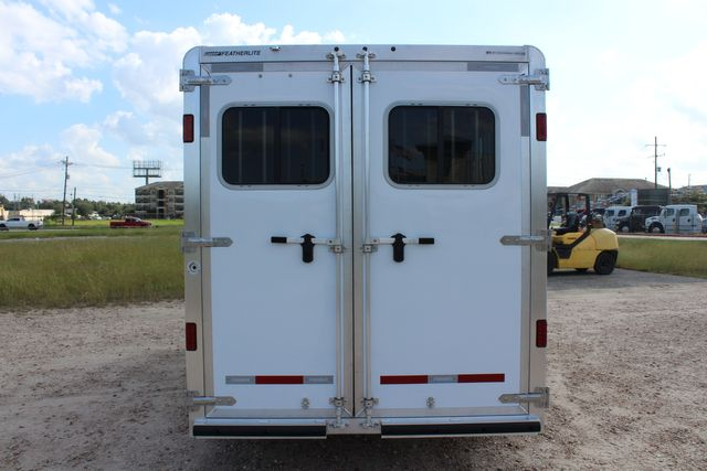 "2020 Featherlite 7441 - 3 HORSE 3H - BP  7' W x 7' T - 24"" DRESSING ROOM - CONROE, TX 15"