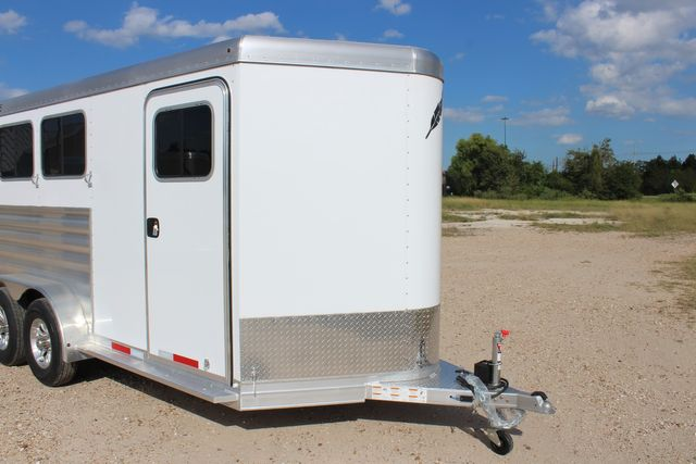 "2020 Featherlite 7441 - 3 HORSE 3H - BP  7' W x 7' T - 24"" DRESSING ROOM - CONROE, TX 2"