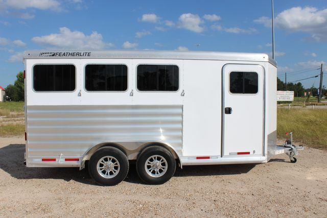 "2020 Featherlite 7441 - 3 HORSE 3H - BP  7' W x 7' T - 24"" DRESSING ROOM - CONROE, TX 22"