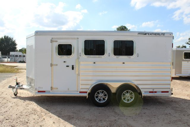 "2020 Featherlite 7441 - 3 HORSE 3H - BP  7' W x 7' T - 24"" DRESSING ROOM - CONROE, TX 11"
