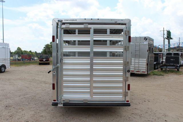 2020 Featherlite 8107 16' BUMPER PULL LIVESTOCK TRAILER CONROE, TX 13