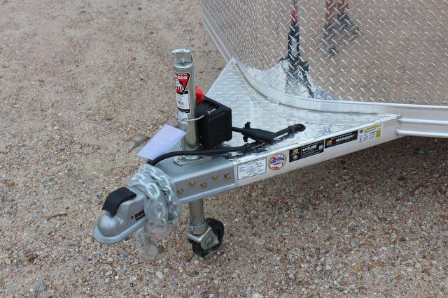 2020 Featherlite 8107 16' - LIVESTOCK - CATTLE TRAILER - ALUMINUM FLOOR CONROE, TX 6