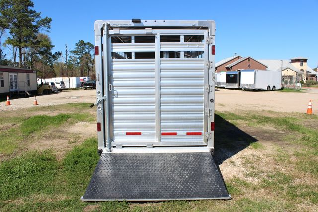 2020 Featherlite 8413 - STOCK COMBO 24' LIVESTOCK COMBO WITH 4' TACK CONROE, TX 15