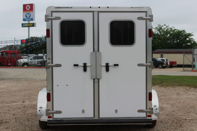 "2020 Featherlite 9409 - 2H 2 horse 7'0""T x 14' 2"" long with 24"" slant wall DR CONROE, TX 12"