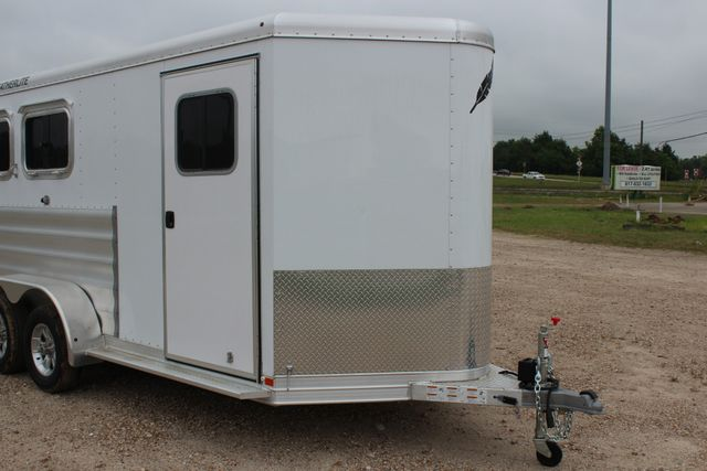 "2020 Featherlite 9409 - 2H 2 horse 7'0""T x 14' 2"" long with 24"" slant wall DR CONROE, TX 2"