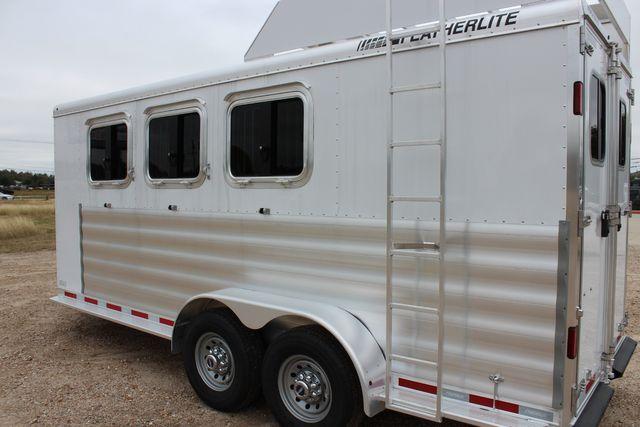 2020 Featherlite 9409 - 3 HORSE 3 HORSE - DRAG - HAY RACK - DROP DOORS ON HIP CONROE, TX 11