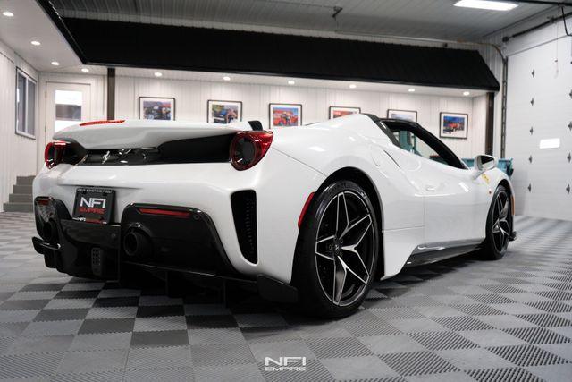 2020 Ferrari 488 Pista Spider Spider Convertible 2D in Erie, PA 16428