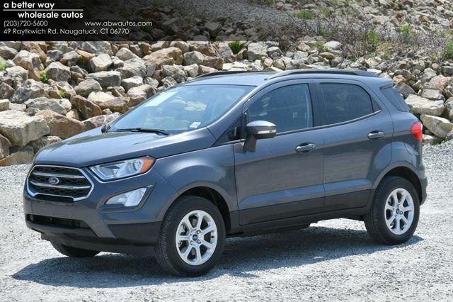 2020 Ford EcoSport SE 4WD Naugatuck, Connecticut