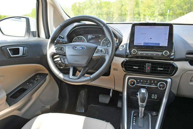 2020 Ford EcoSport Titanium 4WD Naugatuck, Connecticut 18