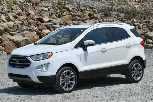 2020 Ford EcoSport Titanium 4WD Naugatuck, Connecticut 2
