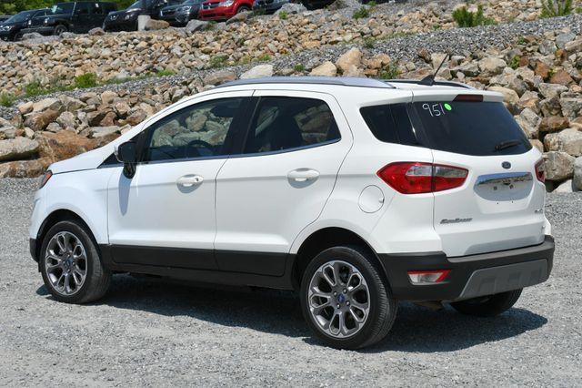 2020 Ford EcoSport Titanium 4WD Naugatuck, Connecticut 4