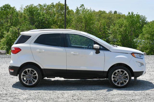 2020 Ford EcoSport Titanium 4WD Naugatuck, Connecticut 7