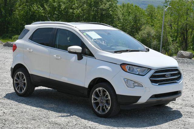 2020 Ford EcoSport Titanium 4WD Naugatuck, Connecticut 8