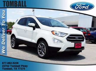 2020 Ford EcoSport Titanium in Tomball, TX 77375