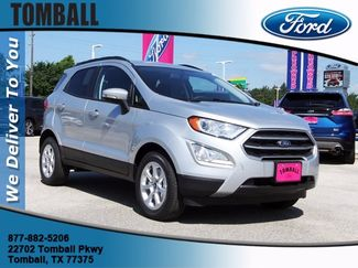 2020 Ford EcoSport SE in Tomball, TX 77375
