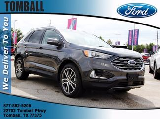 2020 Ford Edge Titanium in Tomball, TX 77375