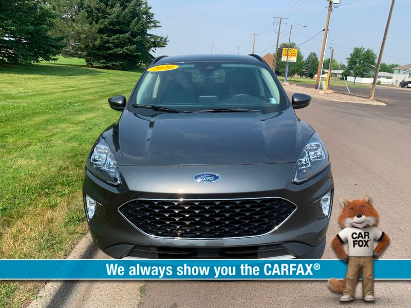 2020 Ford Escape Titanium Hybrid  city MT  Bleskin Motor Company   in Great Falls, MT