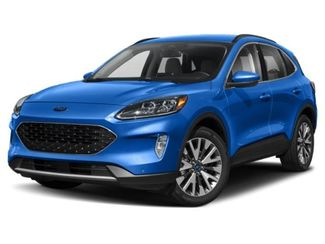 2020 Ford Escape Titanium in Tomball, TX 77375
