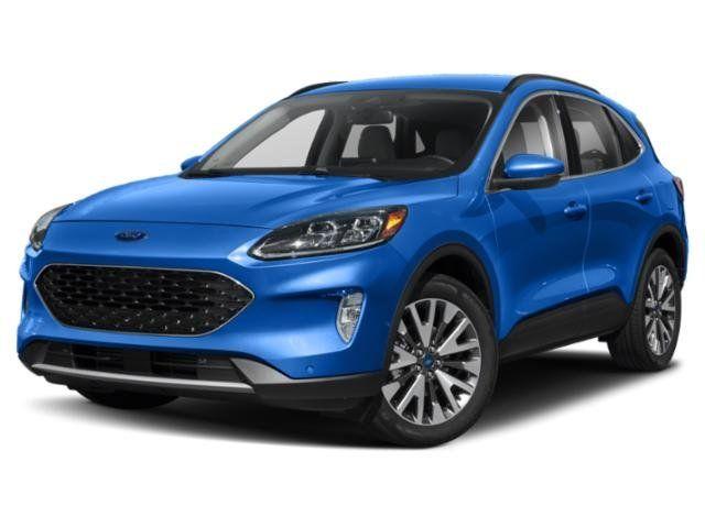 2020 Ford Escape Titanium Hybrid